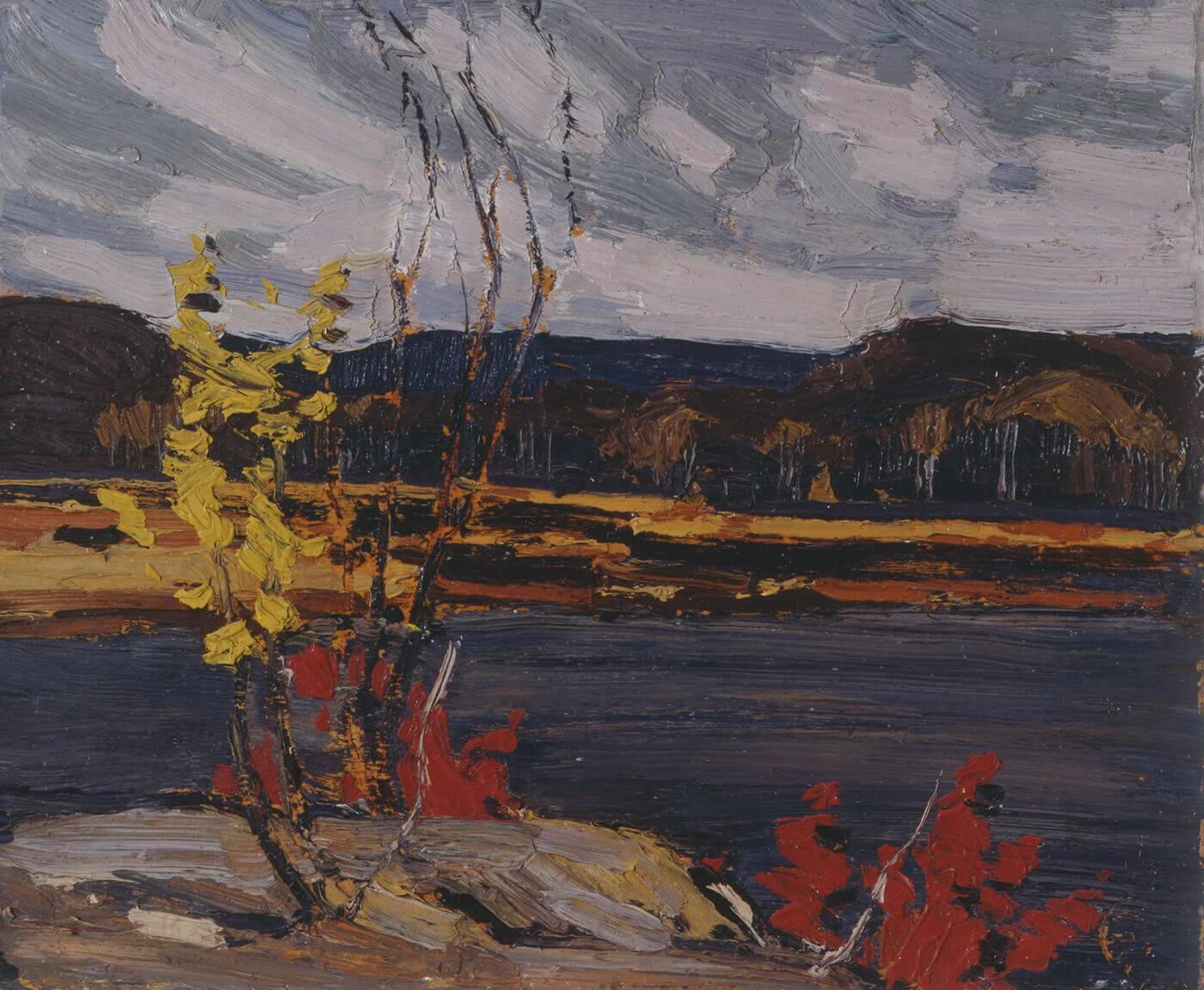Tom Thomson, Autumn, Algonquin Park, 1916