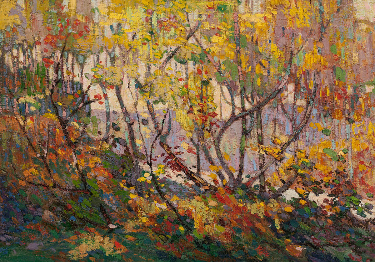 Tom Thomson, Opulent October, 1915–16