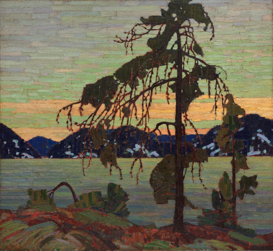 Tom Thomson, The Jack Pine, 1916–17