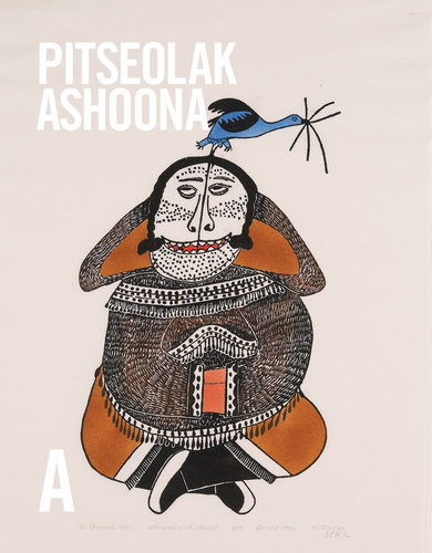 Pitseolak Ashoona: Life & Work, by Christine Lalonde