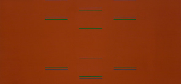 Yves Gaucher: Montreal Abstraction Finds an Edge