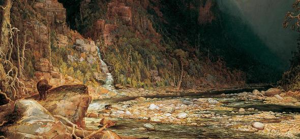 Près de chez soi : la peinture du paysage canadien par Homer Watson