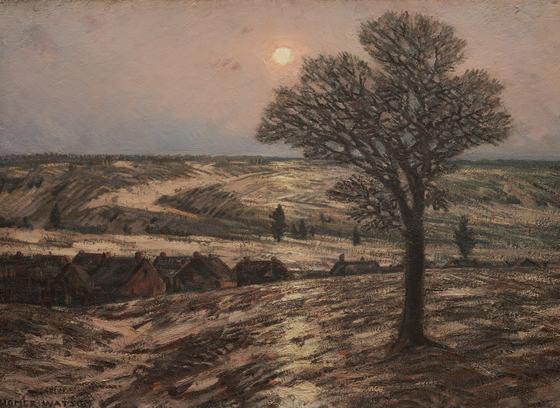 Moonlight, Waning Winter