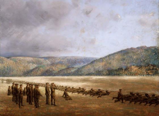 The Ranges(Camp at Sunrise)