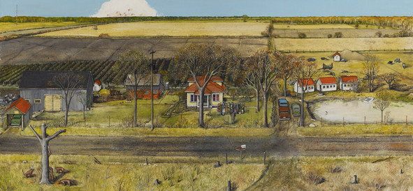 William Kurelek's Art of Rapture and Reminiscence