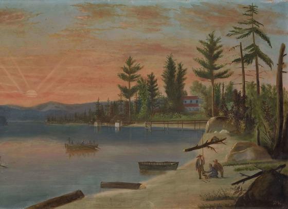 Lake Saint-Charles