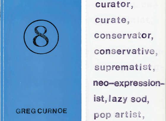 Blue Book #8
