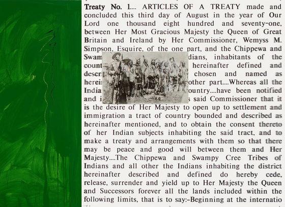 Premises for Self-Rule: Treaty No. 1