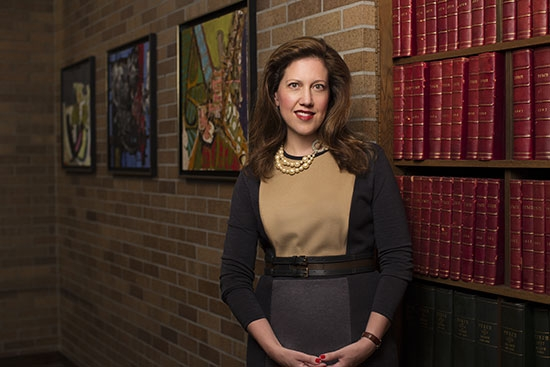 <p>Sara Angel, Founder and Executive Director of the Art Canada Institute. Photo credit: David Hou.</p>
