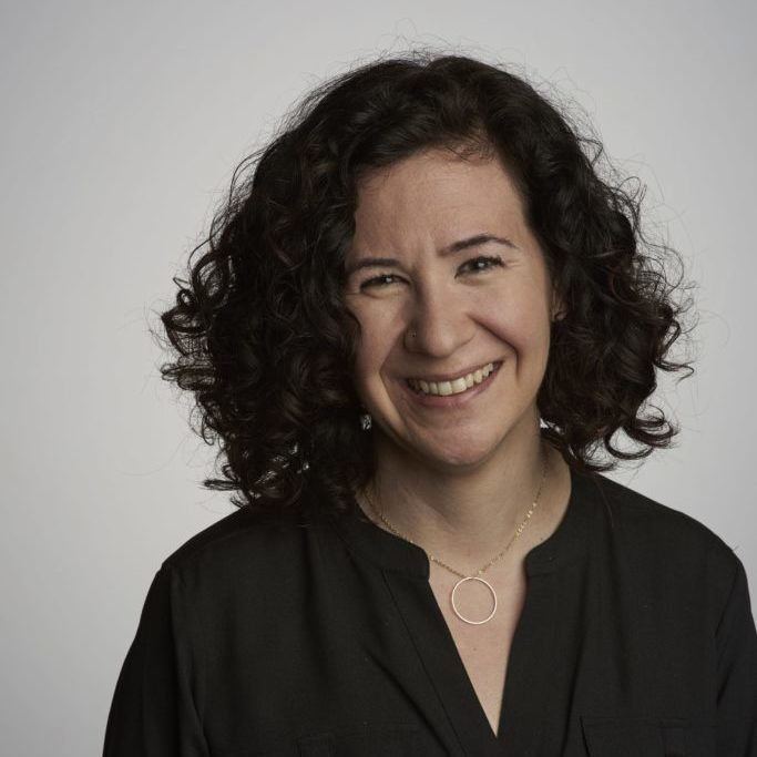 <p>Michelle Gewurtz, curator at the Ottawa Art Gallery and author of the ACI art book<em>Molly Lamb Bobak: Life & Work</em>.</p>