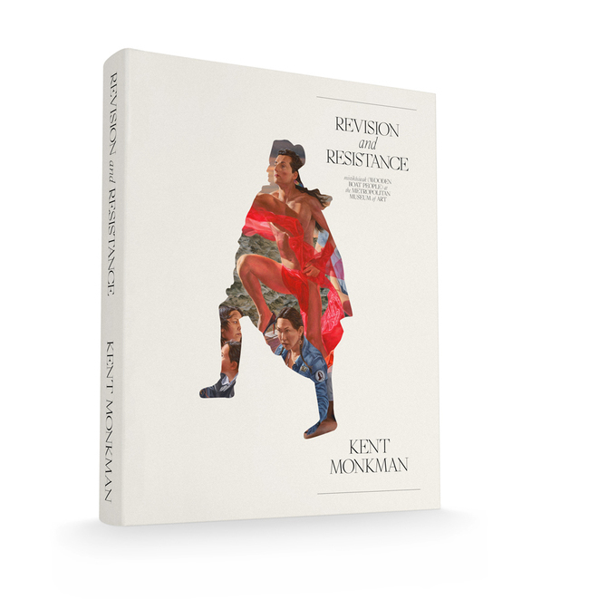 <p><em>Revision andResistance: mistikôsiwak (Wooden Boat People) at The Metropolitan Museum of Art</em>was released on March 31, 2020. Thebook celebrates Monkman's groundbreaking paintings with essays by today's most prominent voices on Indigenous art and Canadian painting.</p>