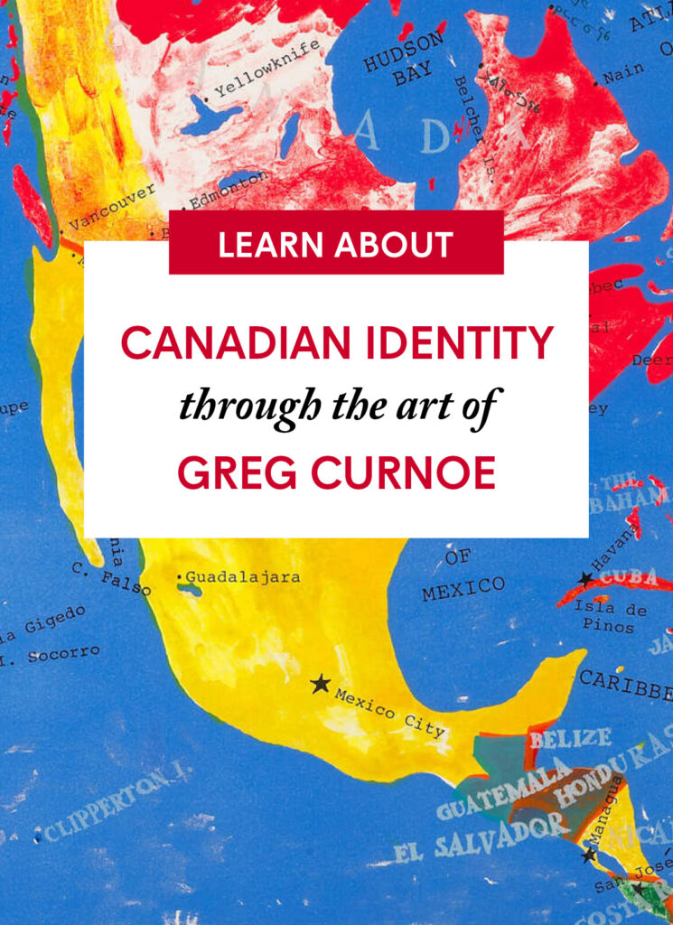 Canadian Identity through the art of Greg Curnoe