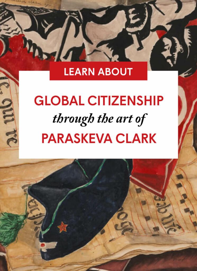 Global Citizenship through the art of Paraskeva Clark