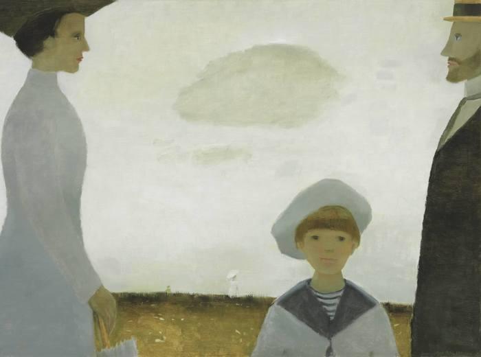 Jean Paul Lemieux, 1910Remembered, 1962