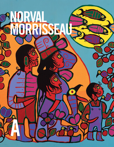 Norval Morrisseau: Life & Work, by Carmen Robertson