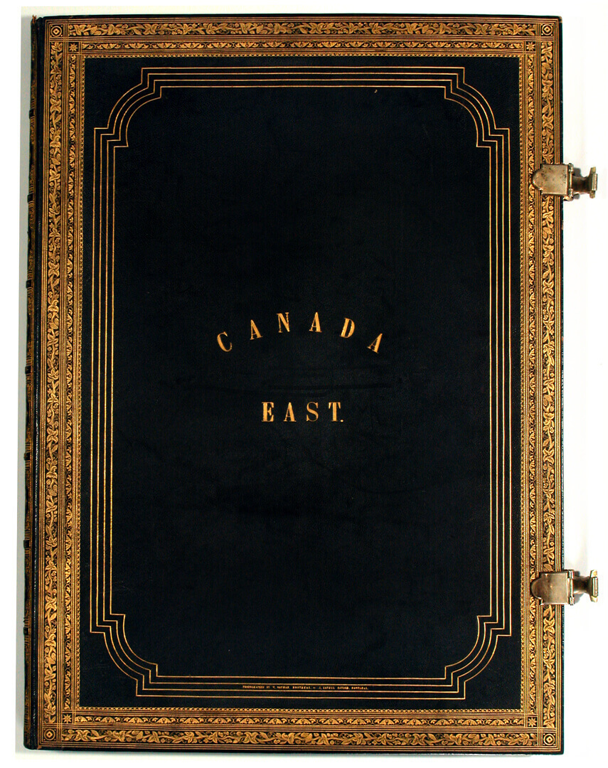 Art Canada Institute, William Notman, Canada East,