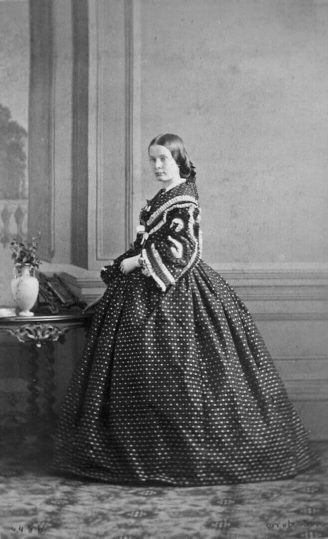Art Canada Institute, William Notman, Mrs. William Notman, 1862
