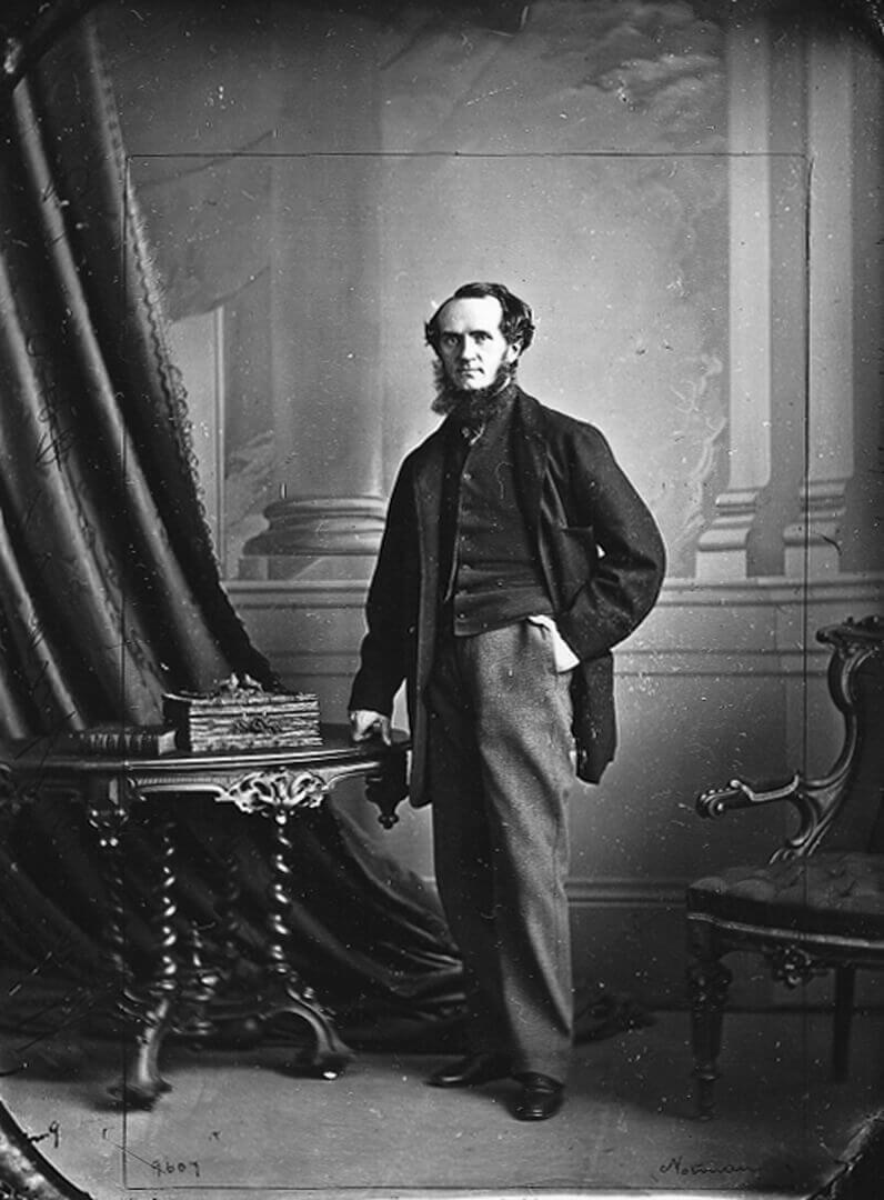 Art Canada Institute, William Notman, William Notman, Photographer, 1863