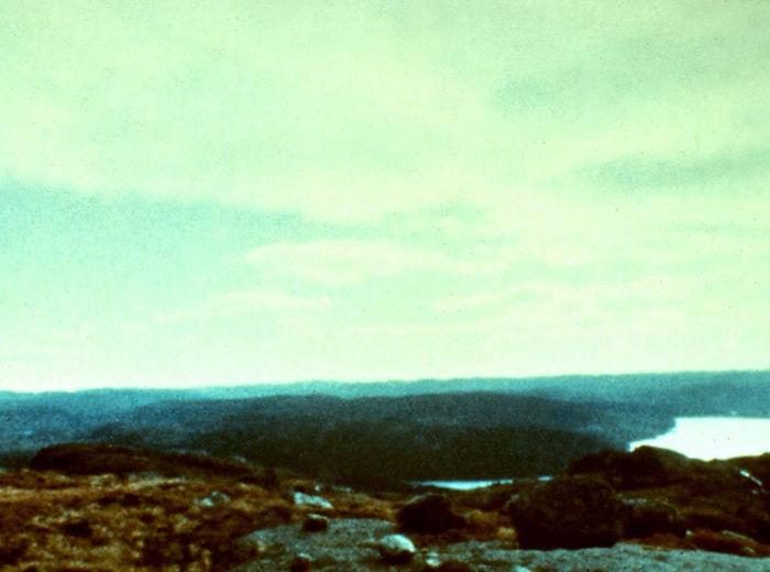 Michael Snow,La région centrale,1971