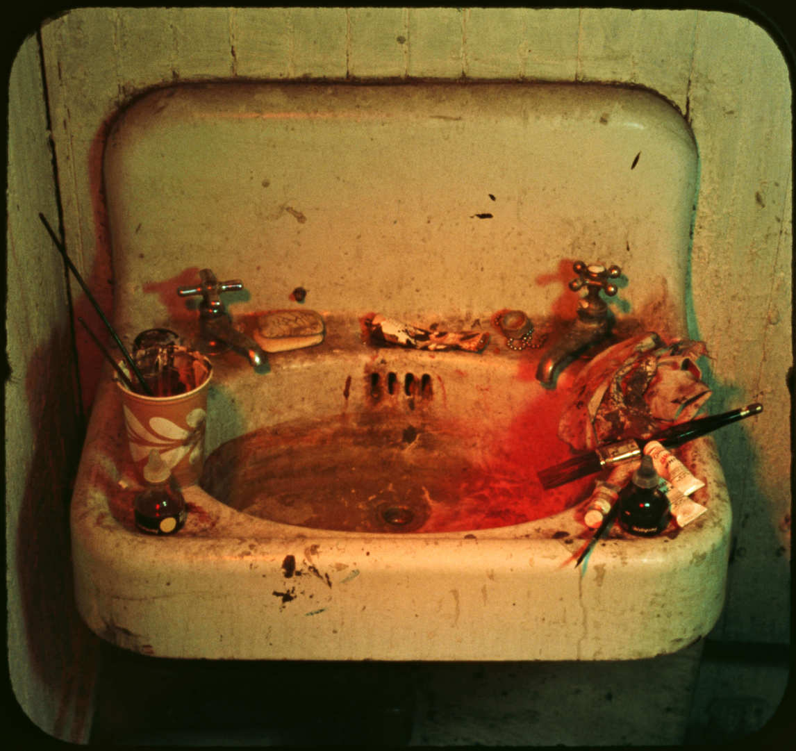 Art Canada Institute, Michael Snow, Sink, 1970