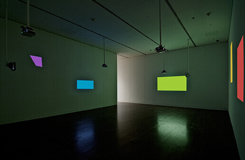 Michael Snow, The Viewing of Six New Works, 2012