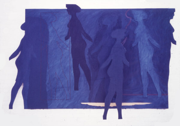 Art Canada Institute, Michael Snow, Venus Simultaneous, 1962