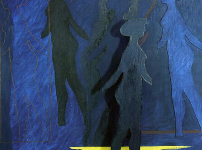 Michael Snow,Venus Simultaneous,1962