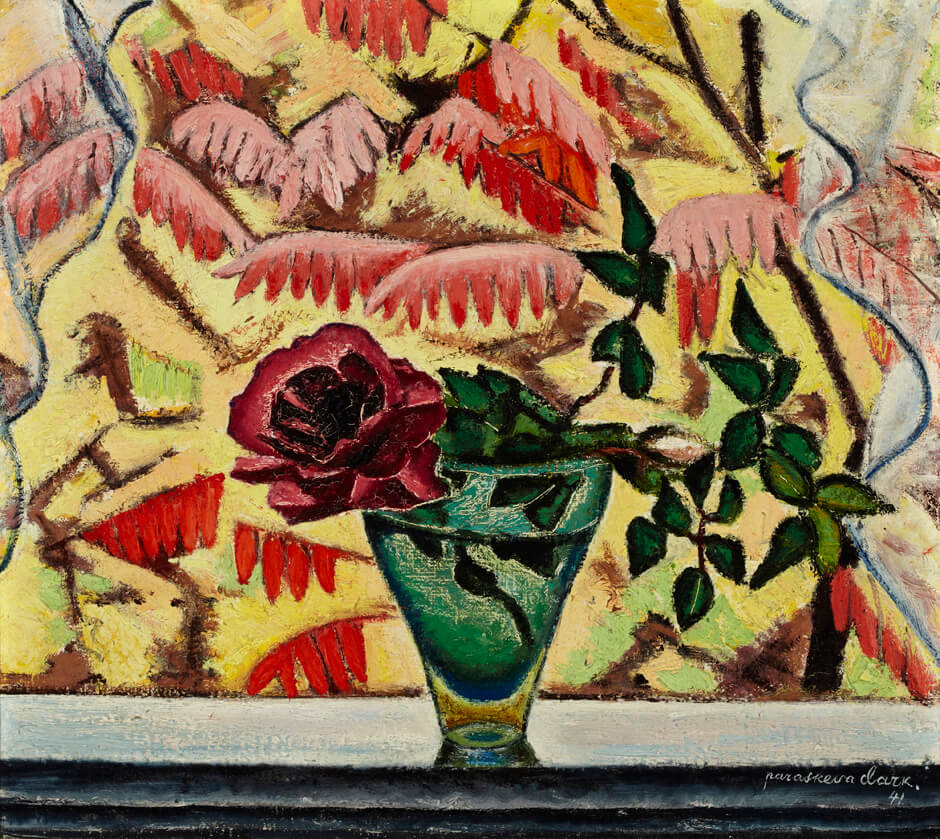Paraskeva Clark, October Rose, 1941