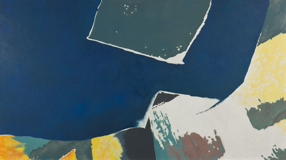 Art Canada Institute, Jock Macdonald, Contemplation, 1958
