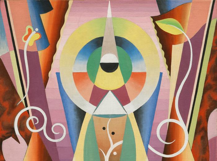 Jock Macdonald,Automne [Modalité 16], 1937