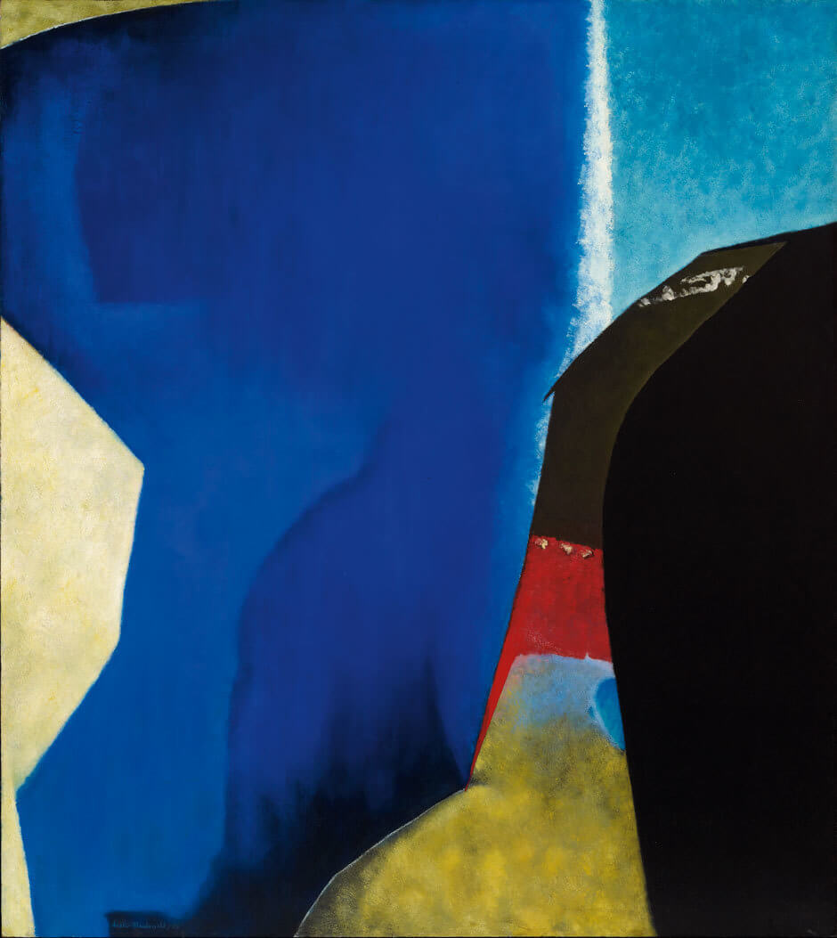 Jock Macdonald,Légende de l'Orient, 1958