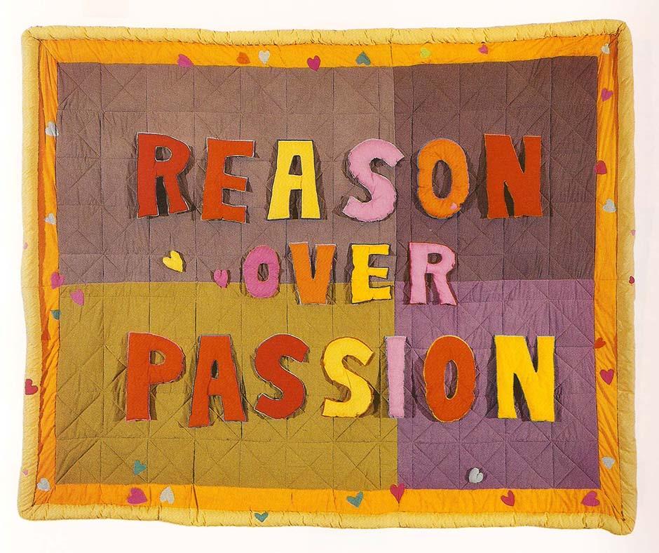 Joyce Wieland, Reason over Passion, 1968