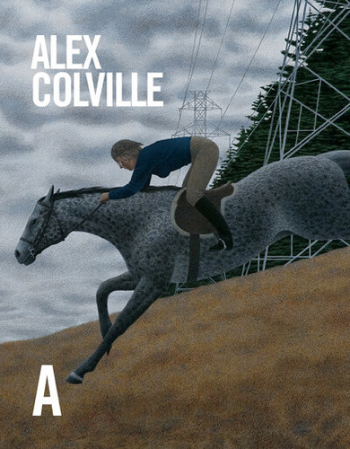 Alex Colville: Life & Work, by Ray Cronin