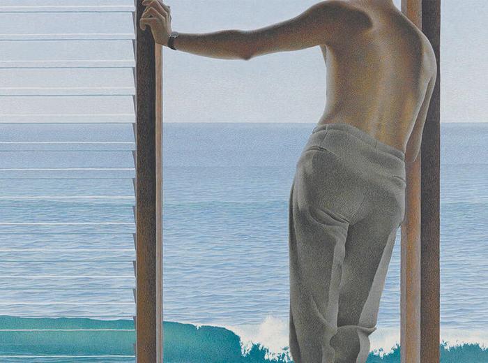 Alex Colville,Pacific, 1967