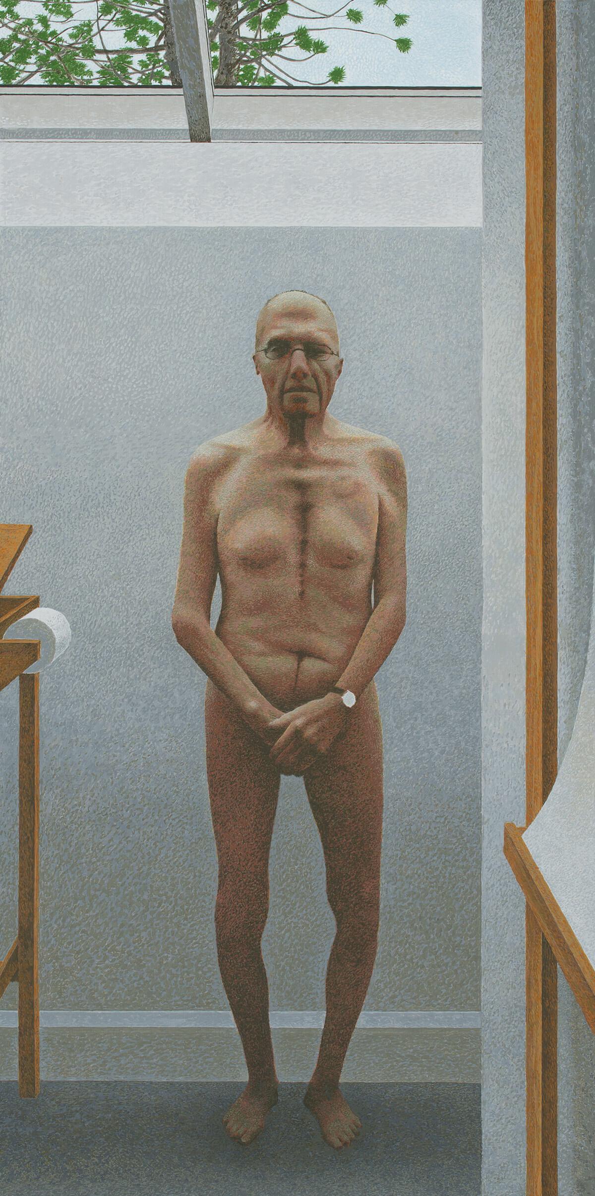 Alex Colville,Studio, 2000