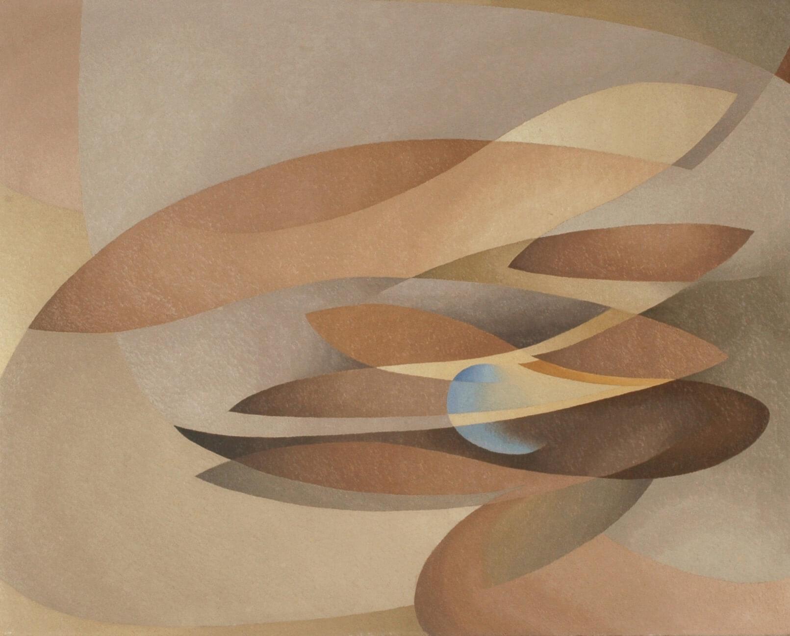 Lionel LeMoine FitzGerald, Sonate d'automne, 1953-1954