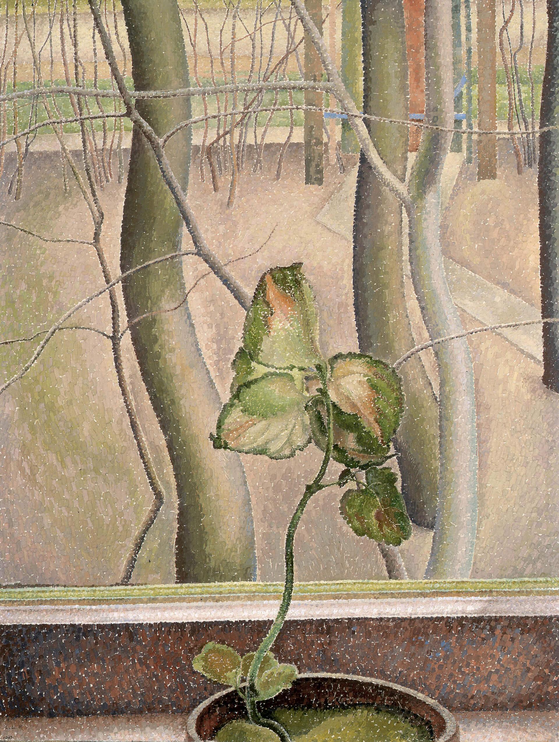 Lionel LeMoine FitzGerald, La petite plante, 1947