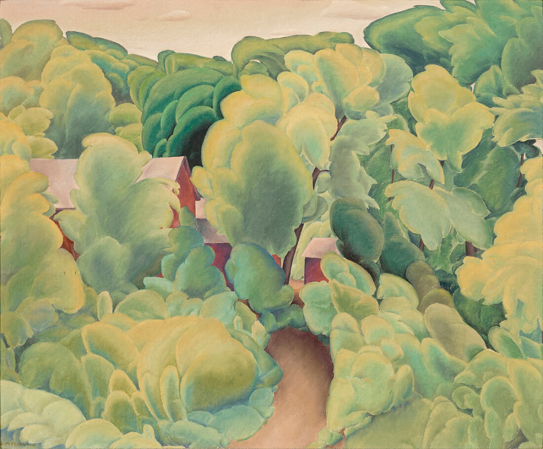 Art Canada Institute, Lionel LeMoine Fitzgerald, Summer, 1931