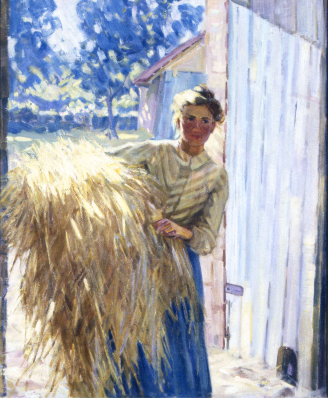 The Gleaner, c. 1908, Helen McNicoll