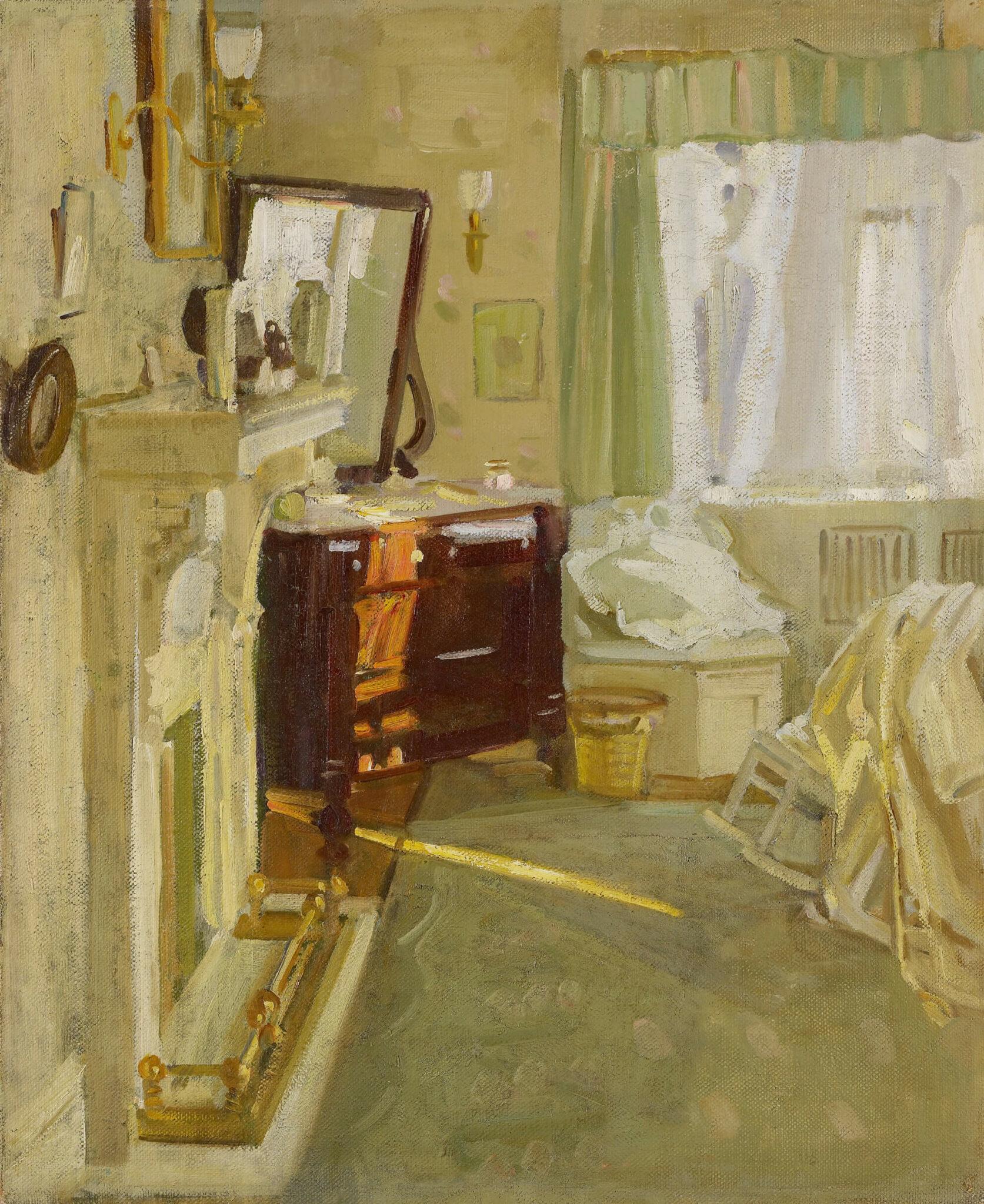 Helen McNicoll,Interior, c.1910