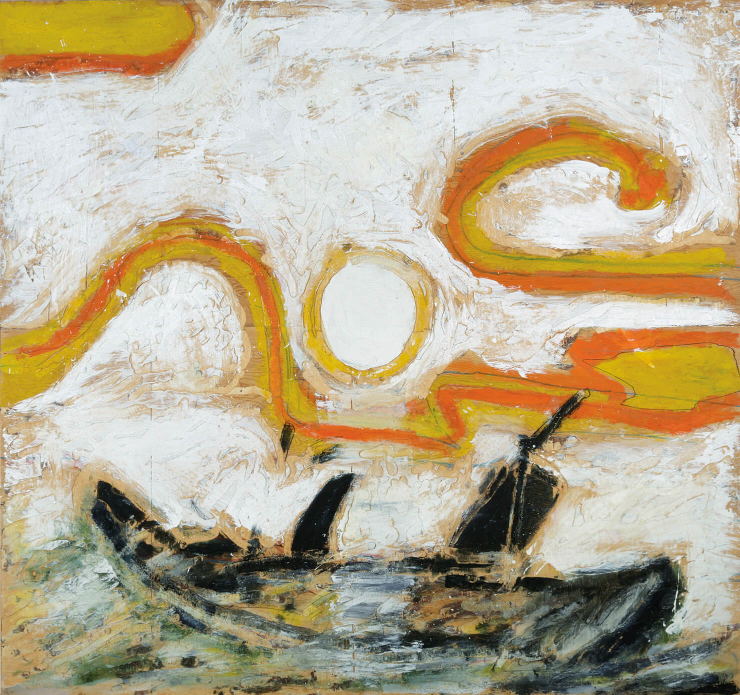 Paterson Ewen, Ship Wreck, 1987