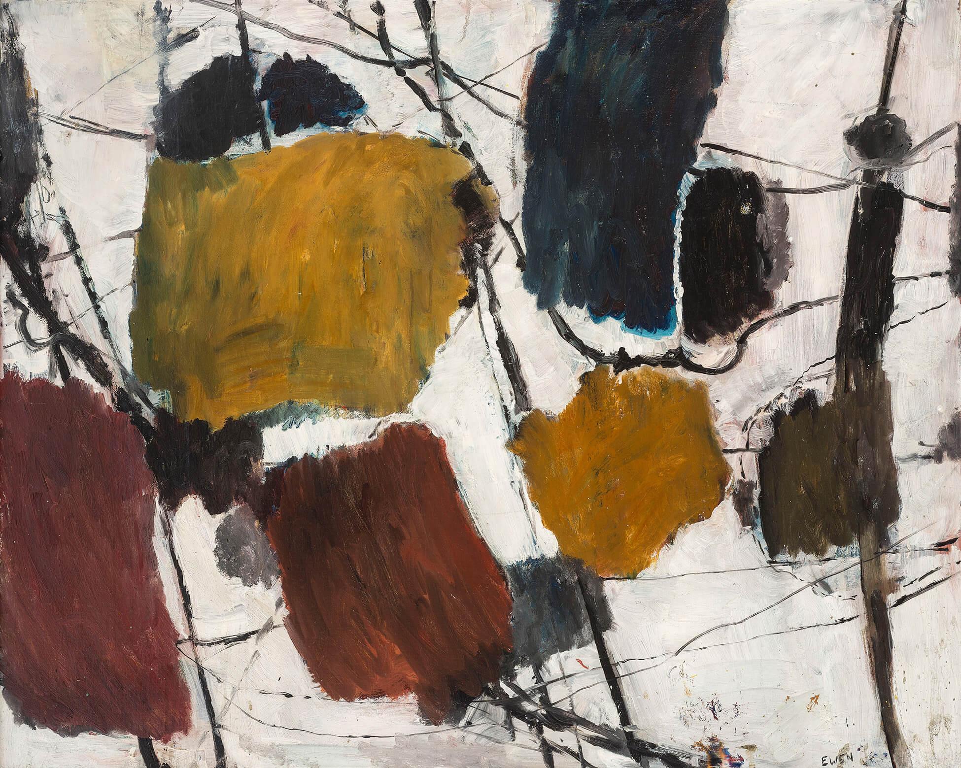 Paterson Ewen, Untitled, 1954