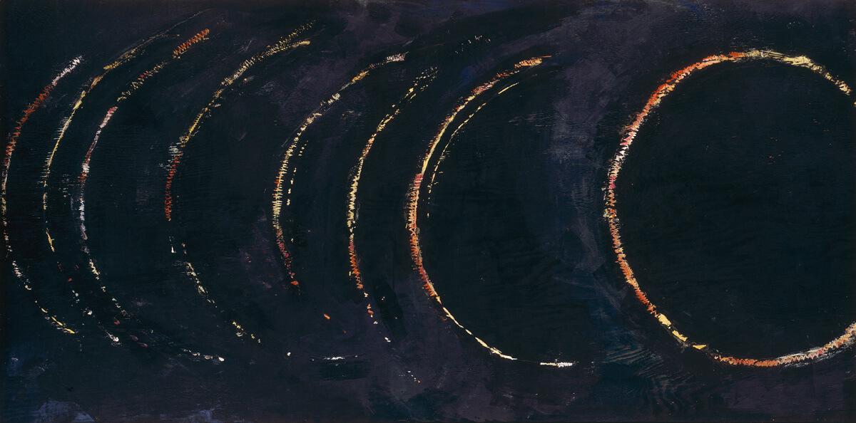 Paterson Ewen, Solar Eclipse, 1971