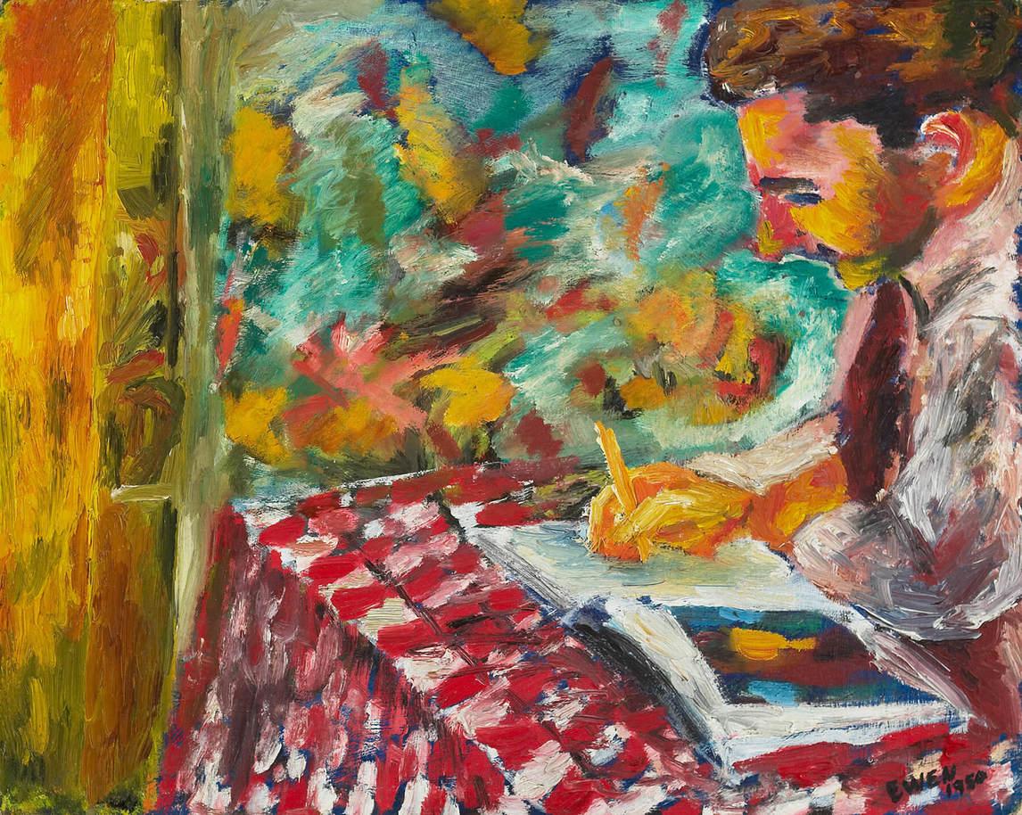 Paterson Ewen | L'Institut de l'art canadien