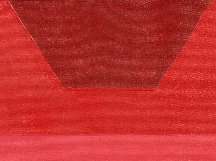 Robert Houle, Le rouge est beau, 1970