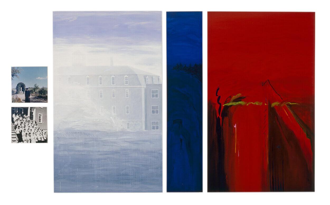 Robert Houle, Sandy Bay, 1998-1999