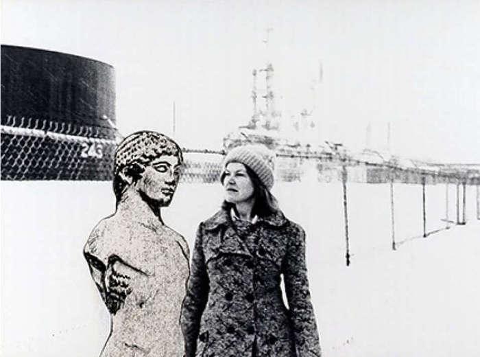 Rencontre avec Apollon archaïque, 1974