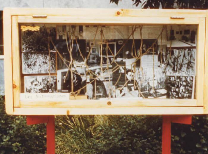 La légende des artistes, 1976