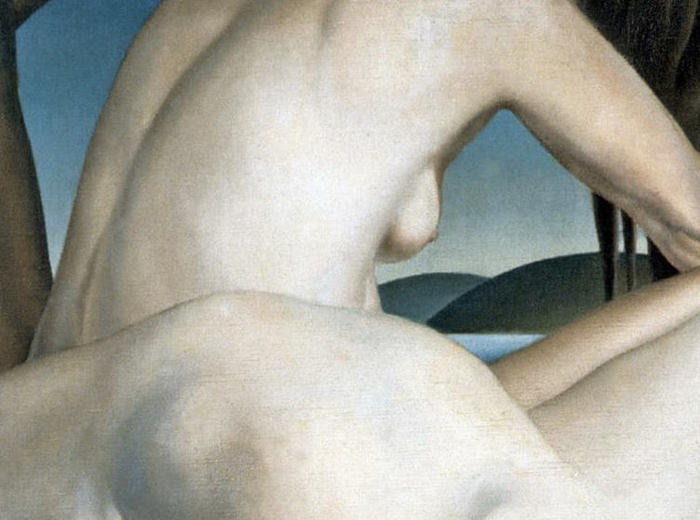 Bertram Brooker, Figures in a Landscape, 1931