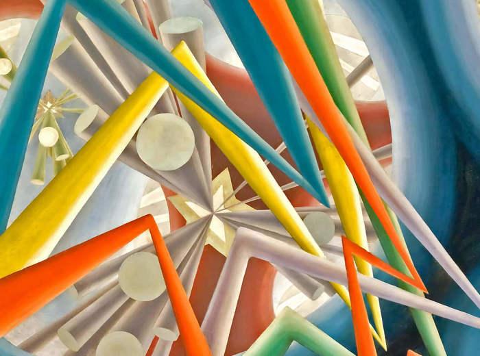 Bertram Brooker, Sounds Assembling, 1928